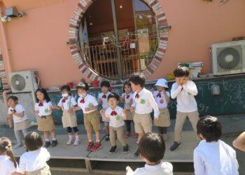 入園・進級おめでとうございます!!